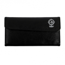 Wallet (black) for 6 tweezers