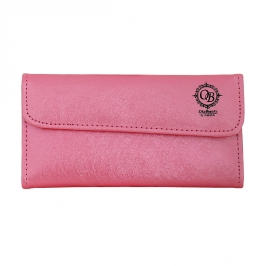 Wallet (pink) for 6 tweezers