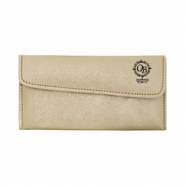 Wallet (beige) for 6 tweezers
