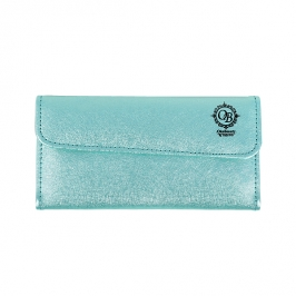 Wallet (turquoise) for 6 tweezers