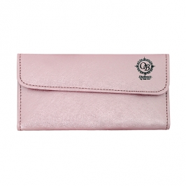 Wallet (nacre) for 6 tweezers