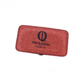 Magnetic case (glitter red)